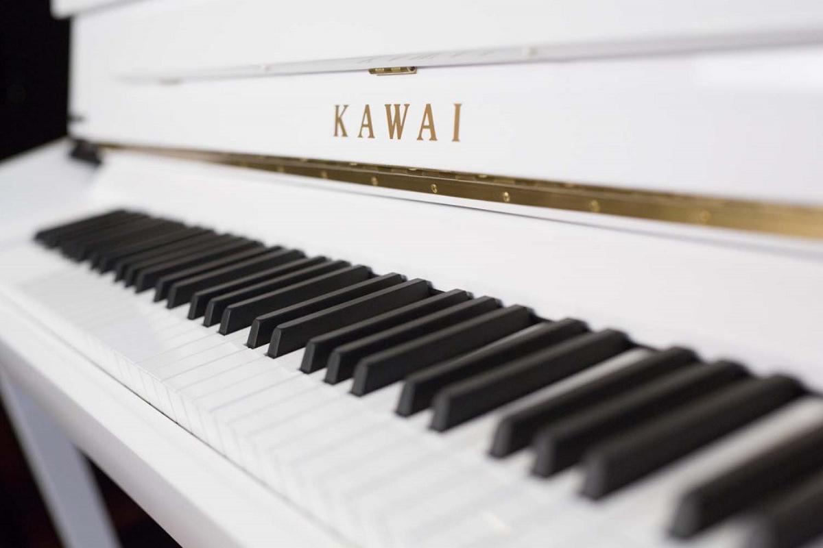 Kawai weiß Drygalla